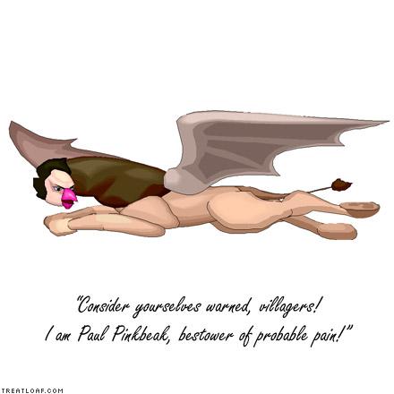 Paul Pinkbeak